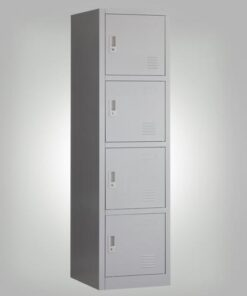 Steel Locker SL - 04