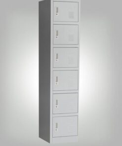 Steel Locker SL - 06