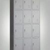 Steel Locker SL - 12