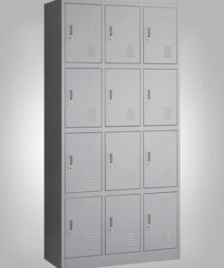 Steel Locker SL - 12
