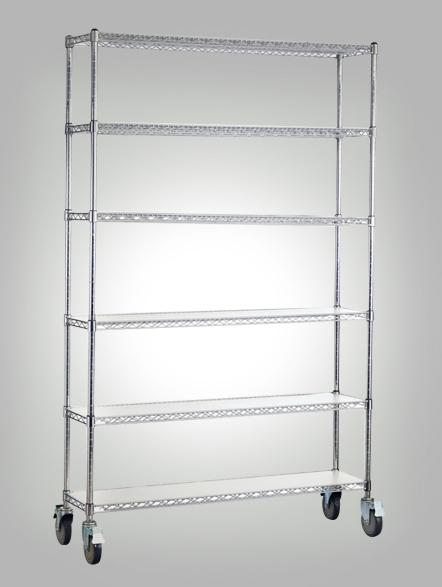 Steel Rack Sr - 01