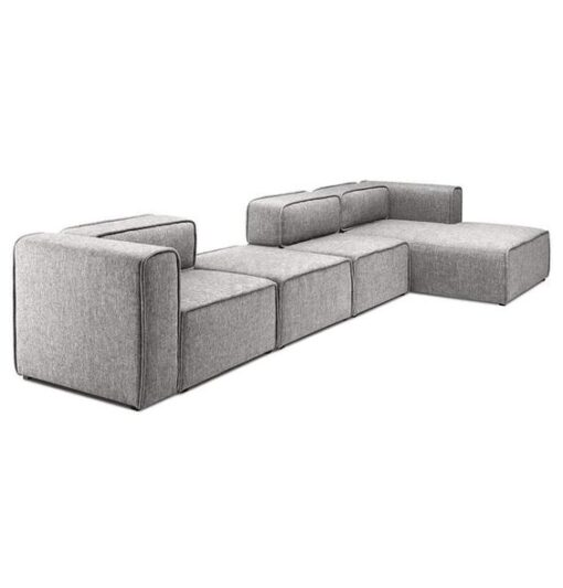 L Shape Sofa Lss - 07