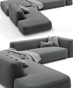 L Shape Sofa Lss - 13