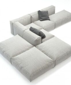 L Shape Sofa Lss - 23