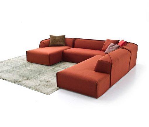 L Shape Sofa Lss - 24