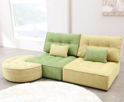 L Shape Sofa Lss - 25
