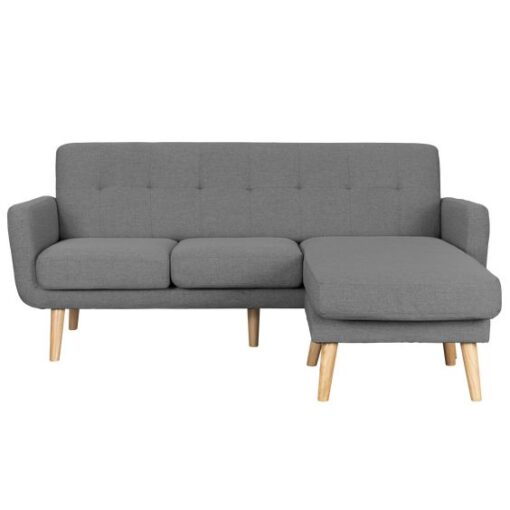 L Shape Sofa Lss - 40