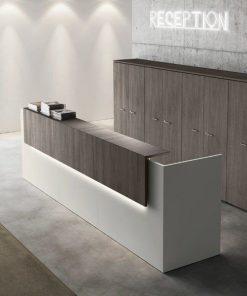 reception counter, counter table, reception table