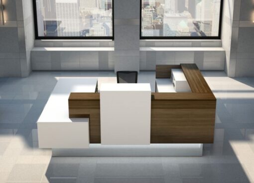 Reception Counter Table Rt - 17