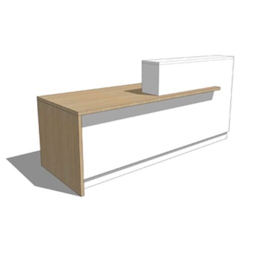 Reception Counter Table Rt - 28