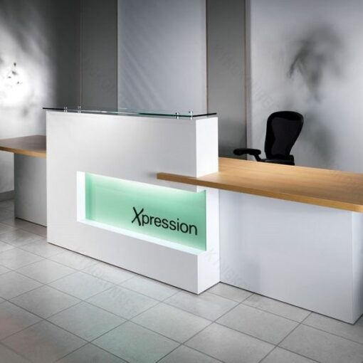 Reception Counter Table Rt - 33