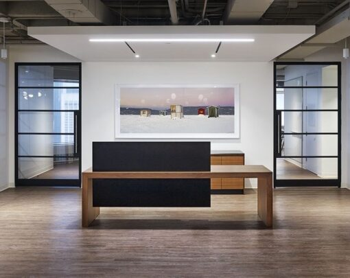 Reception Counter Table Rt - 04
