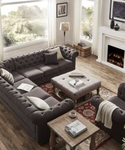 Sofa Set St - 49