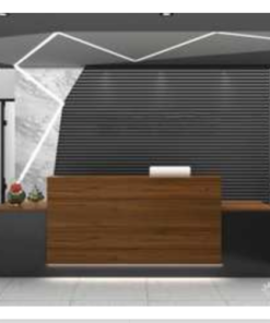 reception counter, counter table, reception table