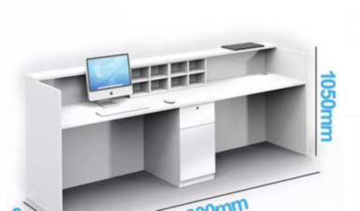 Reception Counter Table Rt - 40