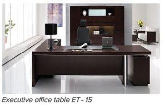 Executive Table Evt - 38